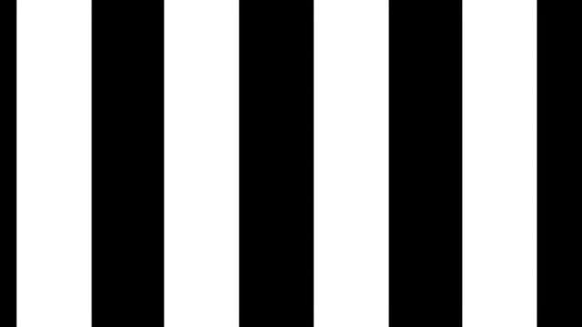 Полоса черная, полоса белая