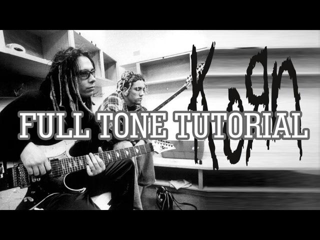 Korn Tone FULL BIAS AMP Tutorial