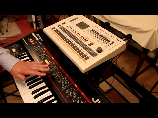 1980s Synth Bass Arpeggio Techniques
