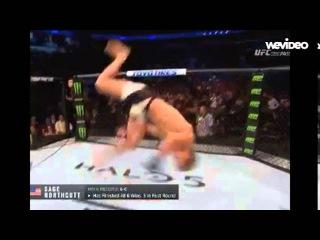 Sage Northcutt Amazing Flip UFC 192