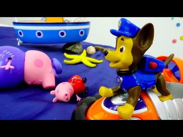I cuccioli salvano PeppaPig PawPatrol e PeppaPiginitaliano tutti gli episodi Giochi per bambini
