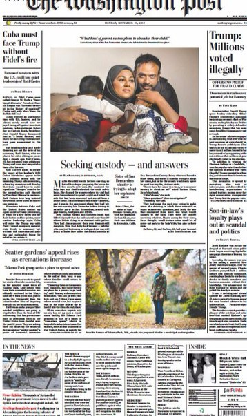 Washington Post- 28.11