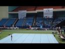 Кубок Воронина 2016 - Ахаимова Лилия - Вольные упражнения