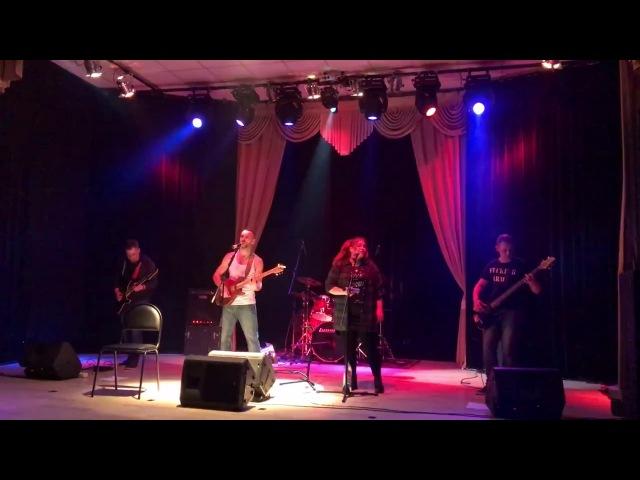 Семицветик кавер запрещенные барабанщики фрагмент концерта ЛюКра