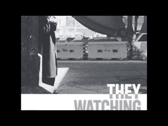 AG (of DITC) John Robinson - They Watching (Full EP) [2017]