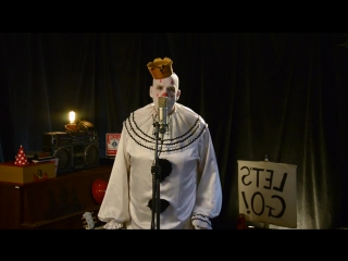 Folsom prison blues / pinball wizard mashup - johnny cash - the who - puddles pity party