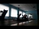 Подготовка и соревнования по спортивной гимнастике 11.04.2017. Команда ХНУПС.