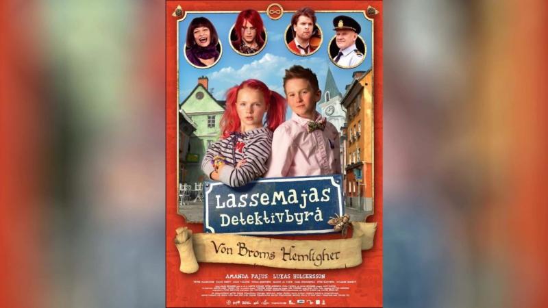 Детективное агентство Лассе и Майи – секрет фон Брома (2013) | LasseMajas detektivbyr