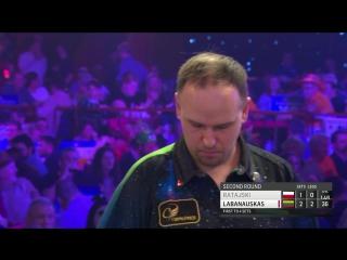 Darius Labanauskas vs Poland Krzysztof Ratajski (BDO World Darts Championship 2017 / Round 2)