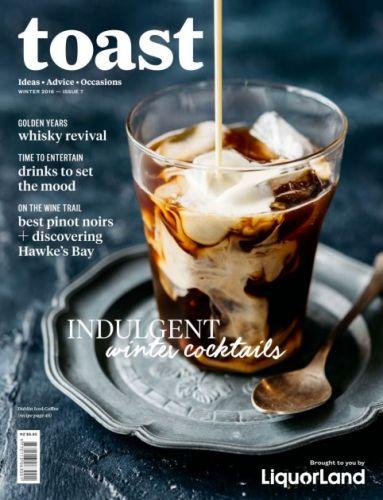 Toast Magazine Winter 2016 2017