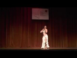 Tahira (Poland) - 3rd prize winner, arabic song, III Eastern European Oriental C 2899