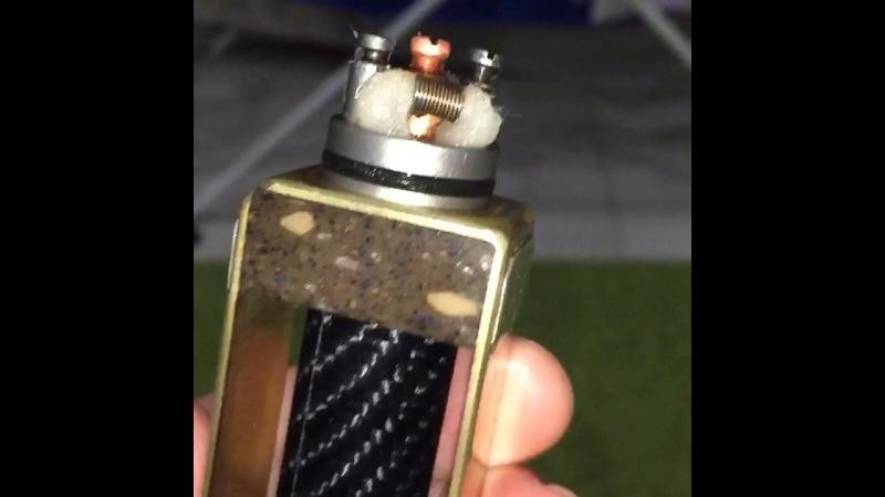 Vape электронная сигарета своими руками