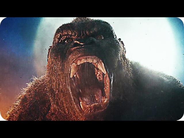 KONG: SKULL ISLAND Trailer 2 (2017) King Kong Movie » Freewka.com - Смотреть онлайн в хорощем качестве