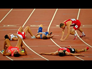 7 Impossible Final Sprints in Running ● Part 3