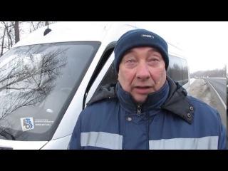 ДТП! Почти лобовое! на трассе«Курск Воронеж Борисоглебск»  Последствия!