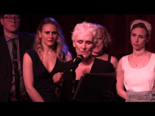 Glenn Close and the Cast of SUNSET BOULEVARD Tribute Vintage Hollywood at Birdland! May. 22, 2017