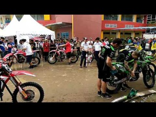 Registrasi Motor Balap Mottocross MX GP