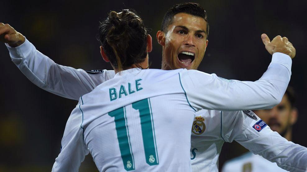 181. Borussia Dortmund (GER) - Real Madrid (ESP) 1:3