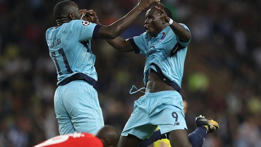 169. AS Monaco (FRA) - FC Porto (POR) 0:3