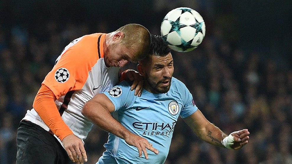 157. Manchester City (ENG) - Shakhtar Donetsk (UKR) 2:0