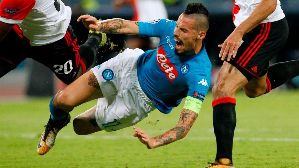 158. SSC Napoli (ITA) - Feyenoord (NED) 3:1