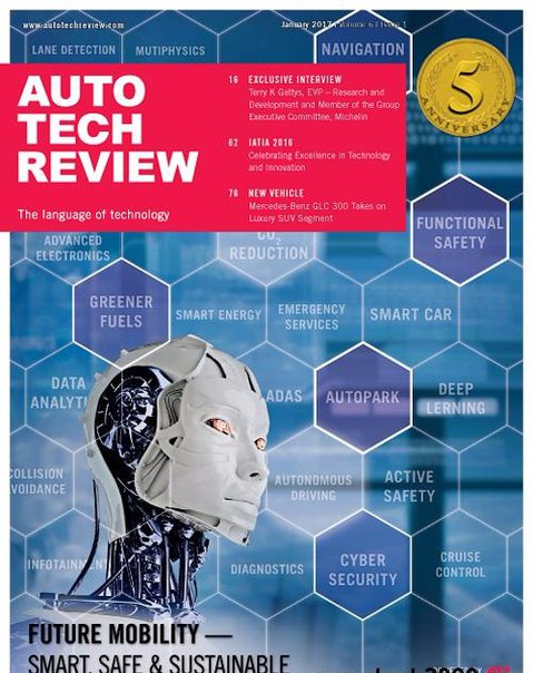 Auto Tech Review - January 2017