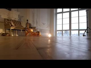 Фотосессия с моделью Мартой Громовой секс эротика sex erotica nu ню девушки голые стриптиз домашнее