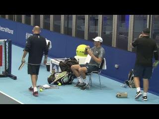 2017 Nitto ATP World Tour Finals - Practice Court 1 Live Stream