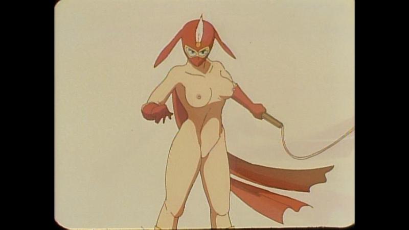 Kekkou Kamen OVA 03 04 END