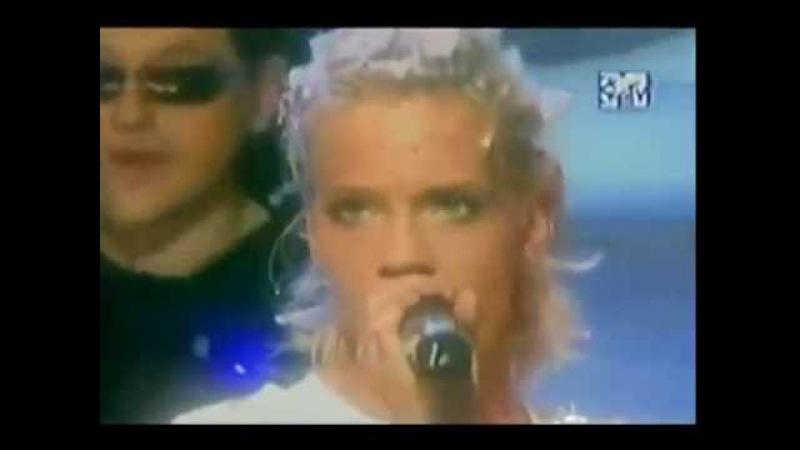 Глюк'oZa (Глюкоза) Карина   Ёлки и звёзды, MTV, 31.12.2003