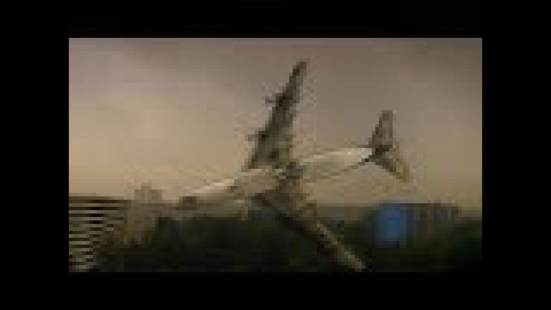 Авиакатастрофа Рейс 115 - Секунды до катастрофы - National Geographic