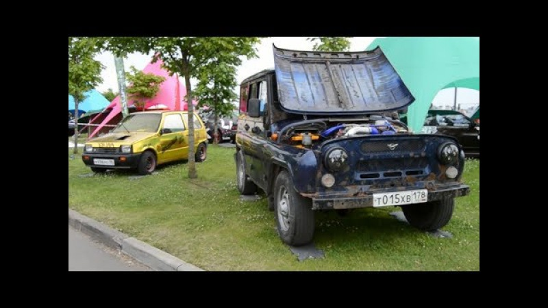 АнтиГелик, ОКАзия, Silvia S15 на VK Fest 2017