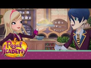 Regal Academy | Season 1 Episode 7 - The Pea Princess's granddaughter [FULL EPISODE]