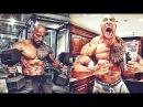 Dwayne The Rock Johnson Gym Workout Motivation