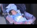 Syria: Russian aid streams into formerly seiged town of Deir ez-Zor