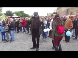 Осенняя ярмарка, цыганский ансамбль и народные танцы