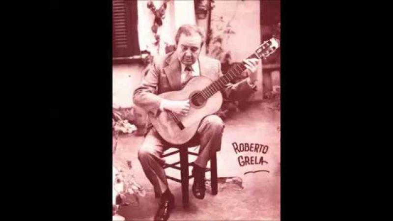 Roberto Grela La guitarra del Tango Álbum completo