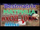 Обзор Bestmatrix Матричный проект | Вход 100р.