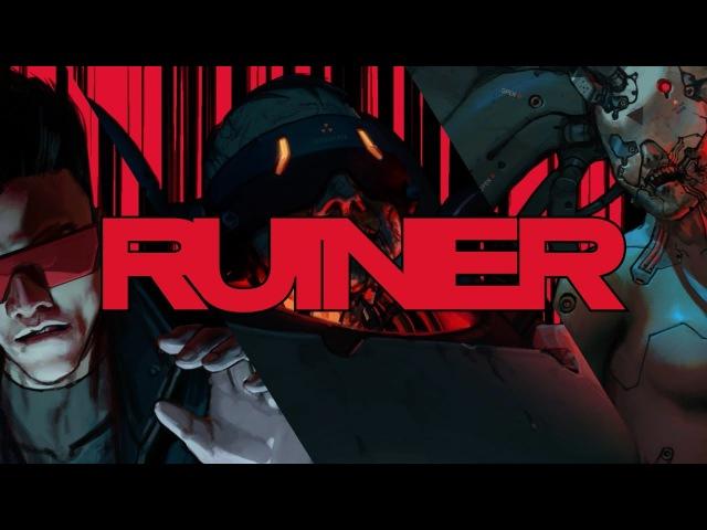Новый трейлер RUINER демонстрирует схватки с боссами