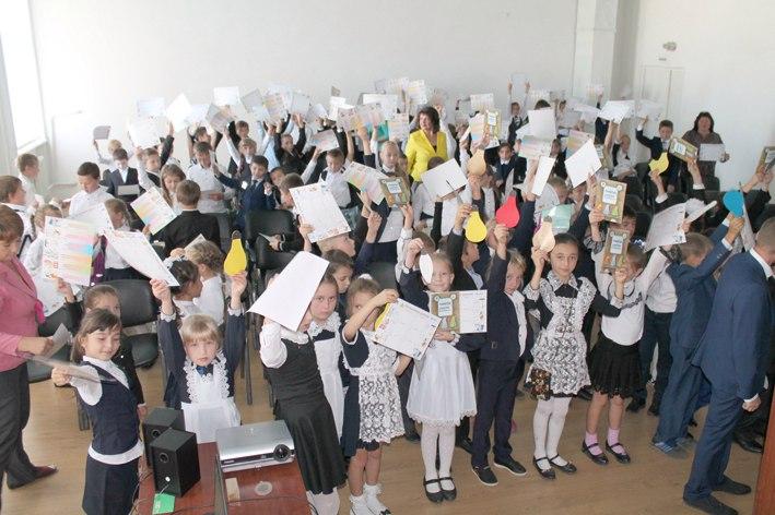 Около 200 школьников Зеленчукского района приняли участие во Всероссийском фестивале энергосбережения