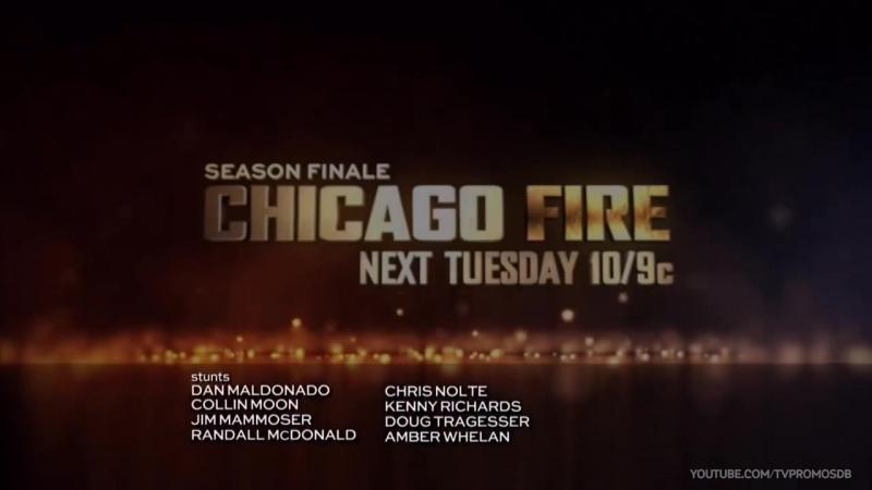Пожарные Чикаго промо 4x22 (Sunshine Studio)