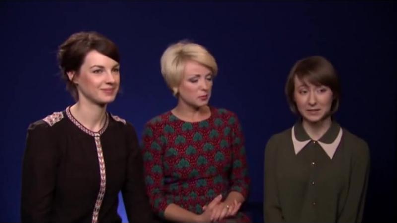 Интервью о сериале «Вызовите акушерку» (2013)