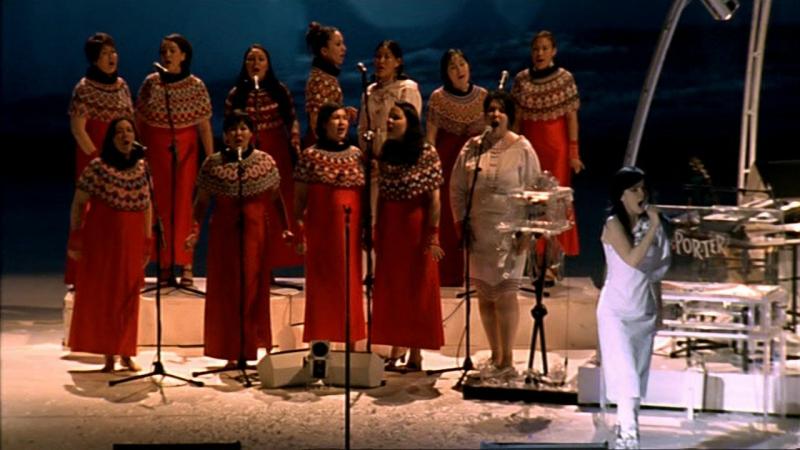 Björk - Aurora - live at Royal Opera House, 2001 (HD 720p) - Bjork