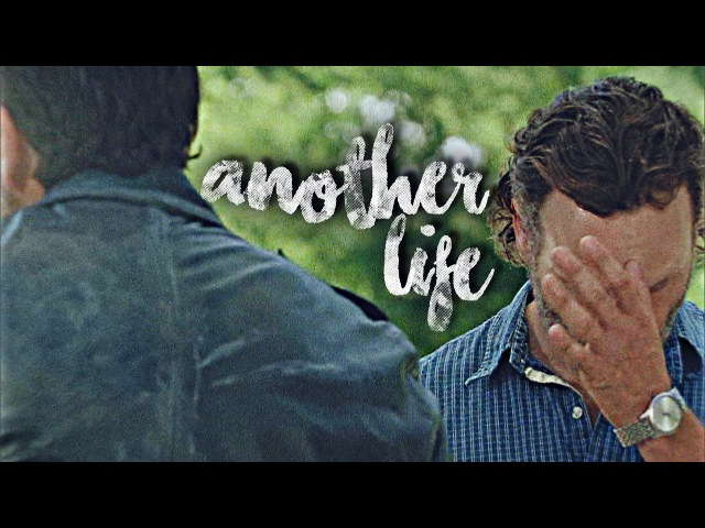 Another Life | Rick Negan AU