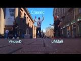 HYPE FAMILY x CLASSIC ARBAT STREET DANCE
