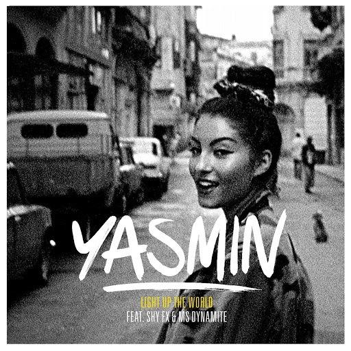 Yasmin альбом Light Up (The World)