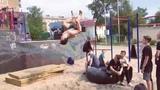 Аверин Сергей on Instagram Дикий замес, дикие прыжки, дикие люди