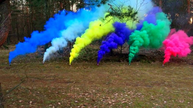 Цветной дым - Jorge - JFS-2 Польша