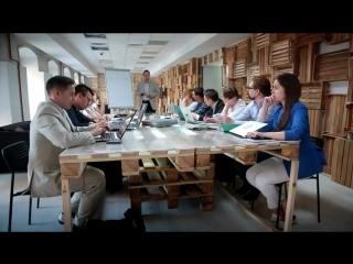Алексей Молвинский, лекция для участников телешоу Акулы бизнеса