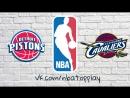 Detroit Pistons vs Cleveland Cavaliers March 5, 2018 2017-18 NBA Season Виасат Viasat Sport 1080 HD RU